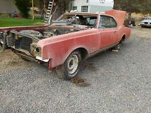 1965 Oldsmobile Starfire And Others Left Front Fender