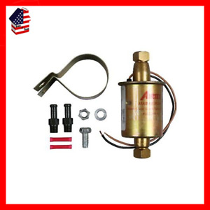 Airtex E8251 Universal Solid State Universal Electric Fuel Pump For Marine Ap
