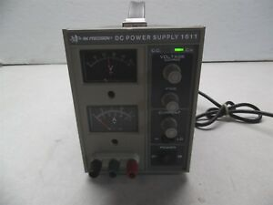 Bk Precision 1611 Dc Power Supply