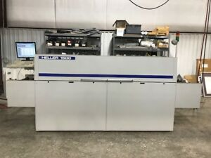 Heller 1500sx Reflow Oven With 5 Zones And 22 Mesh Belt