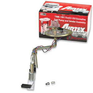 Airtex Fuel Pump And Sender Assembly For 1986 1991 Ford E 350 Econoline 7 5l Yz