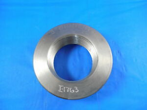 Shop Made 2 10 Thread Ring Gage 2 0 Quality Control Machine Inspection Tool