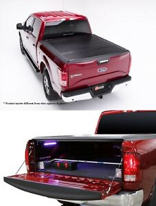 Bak Industries Bakflip F1 Cover 12 Led For 00 06 Toyota Tundra