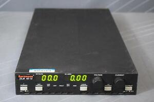 Sorensen Dlm 40 15 Dc Power Supply 40 V 15 A 600 W Programmable calibrated