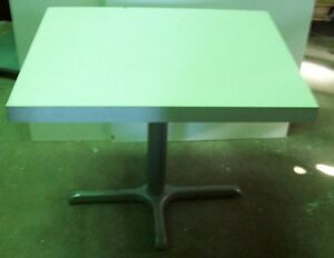 Restaurant Equipment 32 X 24 Table Top With Base White Formica