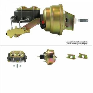 1961 64 Ford Truck Firewall Mount Power 7 Single Brake Booster Kit Drum drum