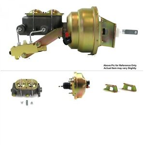1961 64 Ford Truck Firewall Mount Power 8 Single Brake Booster Kit Drum drum