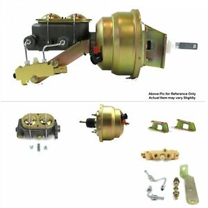 1961 64 Ford Truck Firewall fw Mount Power 8 Dual Brake Booster Kit Disc drum