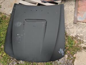 New Fiberglass Hood 1999 Ford Mustang With Scoop hh01