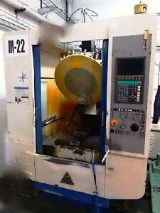 Miyano Mtv c310 Cnc Drill Tap Machining Center Will Ship