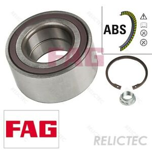 Rear Wheel Bearing Kit Bmw e90 e91 e92 e93 e81 e88 e87 e82 3 1 33416762321