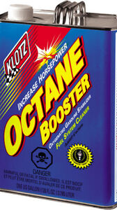Klotz Synthetic Lubricants Octane Booster 1gal kl 628