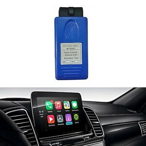 Apple Carplay Android Auto Activation Tool For Mercedes Benz Car N