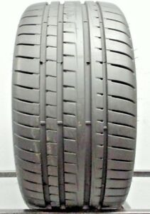 One Used 255 30r20 2553020 Goodyear Eagle F1 Run Flat Bmw 9 32 Or302