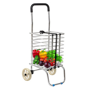 Foldable Shopping Cart Light Weight Shopping Trolley