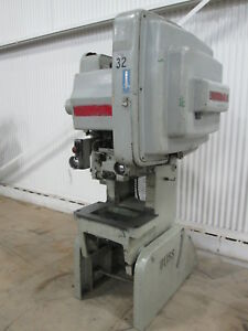 E w Bliss Inclinable Type Obi Press W air Clutch Am15686