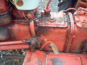 Original Ford Naa jubilee Tractor 4 speed Transmission Assembly Jubilee naa Ford