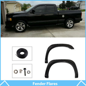 For 2002 2008 Dodge Ram 1500 03 09 2500 3500 Rocket Bolt On Rivet Fender Flares