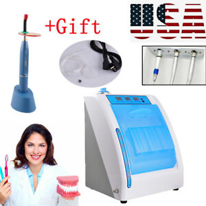 Dental Handpiece Maintenance Oil System Lubricating Apparatus Cleaning Tool gift
