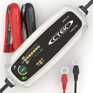 Automatic Battery Charger Bike Car Suv Motorcycle Jump Starter Battery