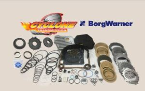 4l60e Transmission Rebuild Kit Borg Warner 1993 2004 High Performance Stage 5
