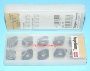 Xpmt 110412r ds Ah725 Tungaloy Inserts 10 Pieces Sealed Pack