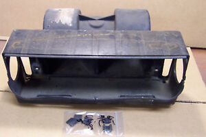 1965 Ford Mustang Other Air Conditioner A c Under Dash Fiberglass Case Clip