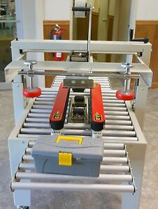 Semi automatic Case Taper Carton Box Sealer Fxj5050 New free Shipping
