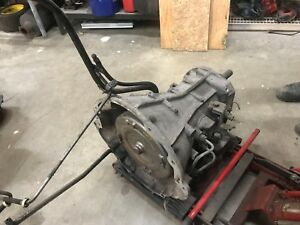 2006 Jeep Liberty Transmission rebuilt
