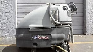 Used Floor Cleaning Machine Nilfisk Advance Aquamax Extractor Serial 1738754