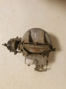 Ford Mercury 2 Barrel 2bbl Autolite 2100 Carburetor Carb C4af b