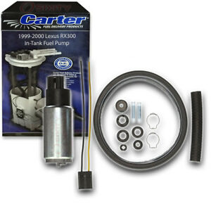 Carter In tank Fuel Pump For 1999 2000 Lexus Rx300 3 0l V6 Electric Inline Nk