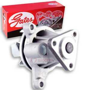 Gates Main Engine Water Pump For 2010 2012 Ford Fusion 2 5l L4 Coolant Qi