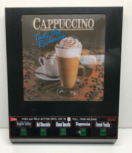 Cecilware Gb5m Cappuccino Machine Door Used As Is