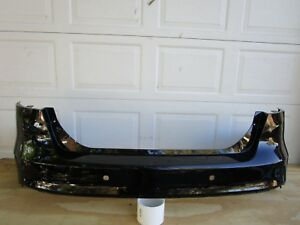 12 13 14 Ford Focus Rear Bumper Cover Oem
