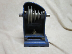 Craftsman 103 0803 11019 103 3 Step Pulley And Cover guard For Lathe