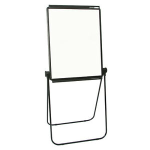 Quartet 100te Dry Erase Dual sided Whiteboard 26 X 34 With Easel