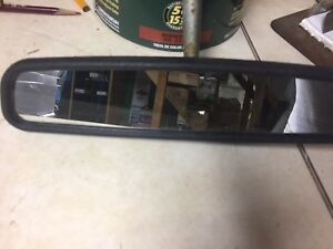 1964 66 Chrysler Imperial Rear View Mirror