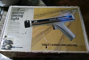 Vintage Sears Craftsman Advance Timing Light