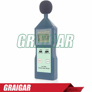 Sound Noise Level Meter Decibel Monitor Tester Sl5826