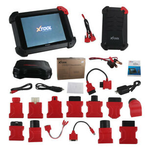 2018 Xtool Ps90 Diagnostic System Immobilizer mileage Adjustment dpf eps tps epb