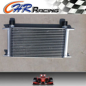 An10 Fitting 19 Row Heavy Duty Oil Cooler Oilcooler New