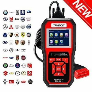 Tryace Obd2 Scanner obdii Auto Diagnostic Code Scanner Universal Vehicle Engine
