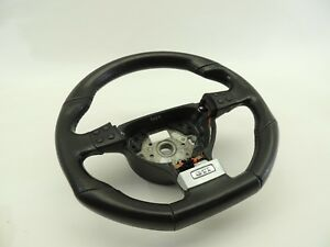 Mk5 Vw Gti 3 Three Spoke Leather Steering Wheel With Dsg Paddle Shifts Oem 728