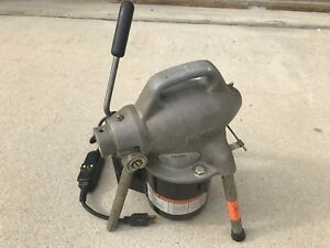 Ridgid Kollman K 50 Electric Sectional Power Drain Cleaner