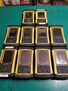 S7 Lot Of 10 Trimble Nomad Tds Bluetooth Data Collector Pocketpc Surveying