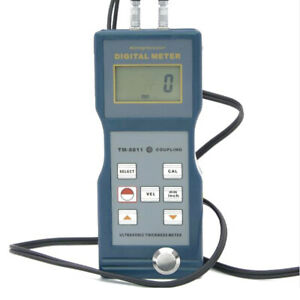 Tm8811 Ultrasonic Thickness Gauge Universal Hard Materials Corrosion Tester