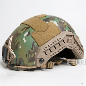 FMA Maritime Helmet Thick and Heavy Version M L Multicam Airsoft Paintball $100.41