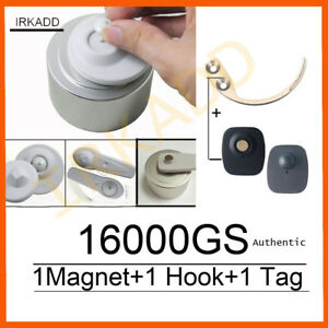 Clothing Security Tag Detacher Universal Magnetic Tag Remover Eas System
