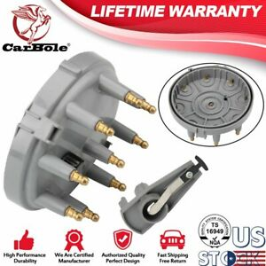 Carbole Distributor Cap And Rotor Kit Fi 8234 Heavy Duty For Ford Mustang 302 46